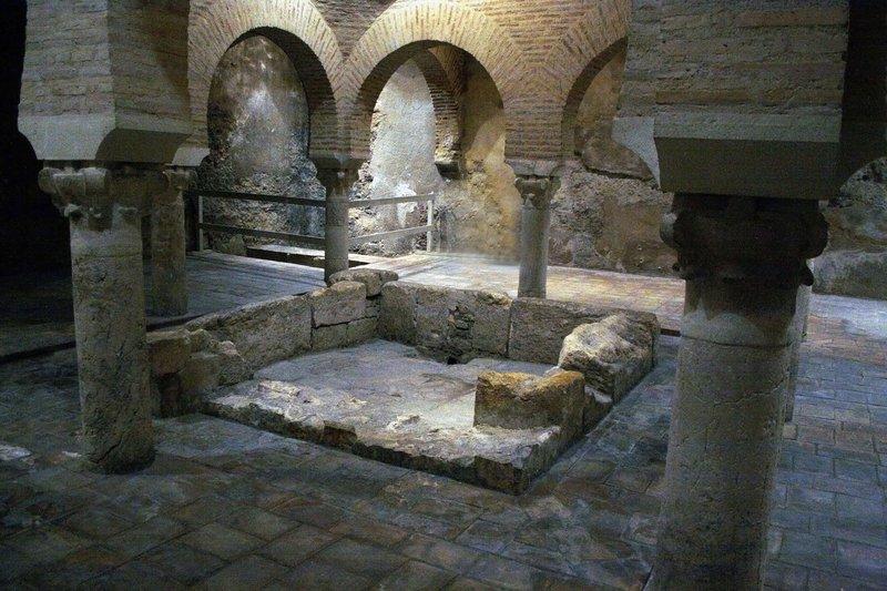Baños Árabes del Palacio de Villardompardo
