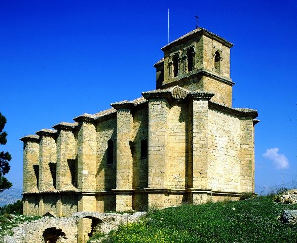 Iglesia Castillo de la Villa - Fortaleza Árabe
