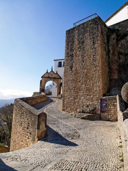 Murallas urbanas de Ronda