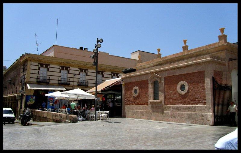 Mercado Central de Abastos