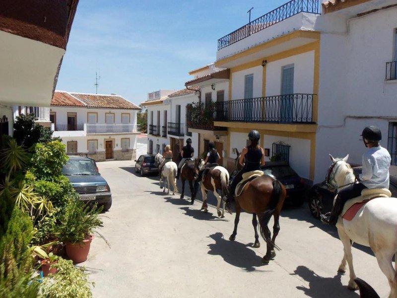 Andalucian Horseriding Adventure