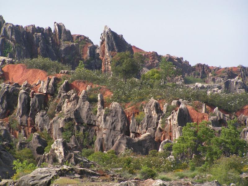 Cerro del Hierro Activities
