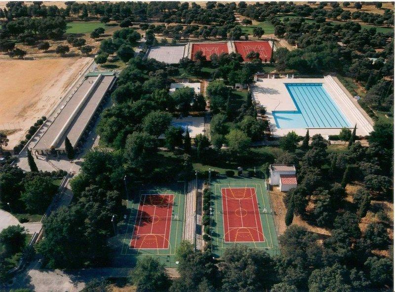 Parque Deportivo La Garza