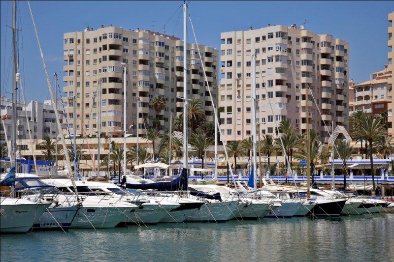Puerto Deportivo de Estepona