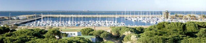 Puerto Deportivo de Mazagón