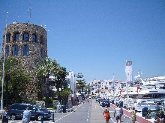 Puerto Deportivo José Banús (Puerto Banús)