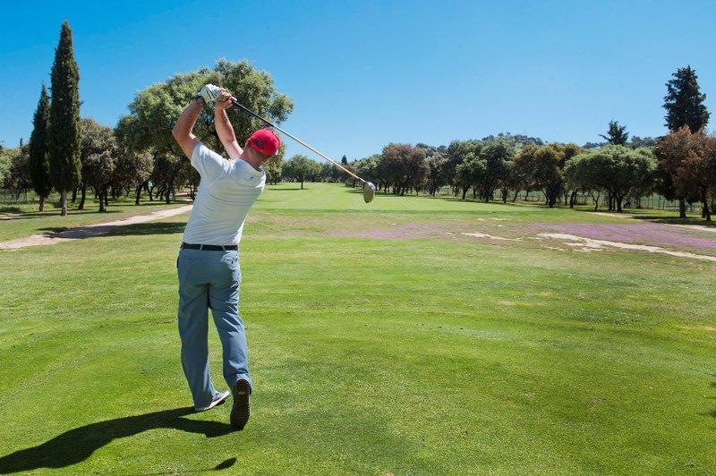 Campo de Golf La Garza