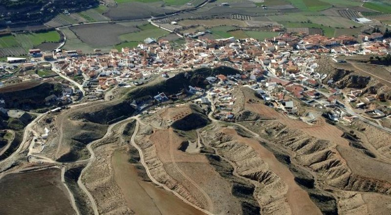 Valle de Zalabí