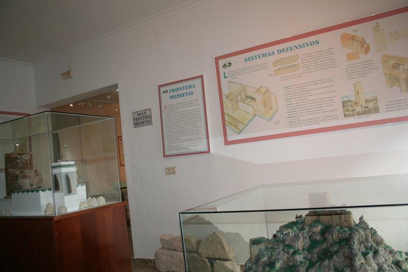 Museo Municipal Luque, Tierra de Fronteras