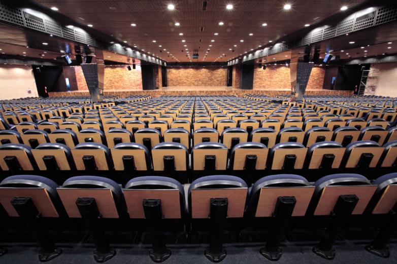 El Palacio de Congresos y Exposiciones de Marbella, Adolfo Suarez