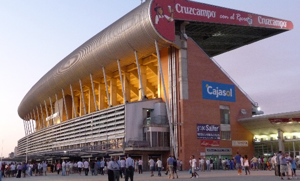 Nuevo Estadio Colombino