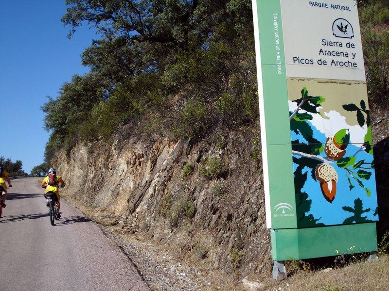 Huelva por la TransAndalus