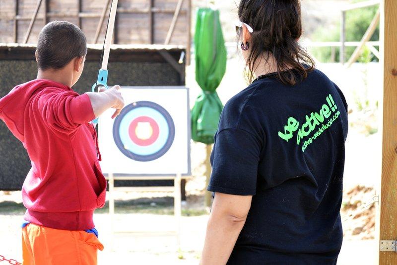 Centro de Actividades en la Naturaleza La Breña II