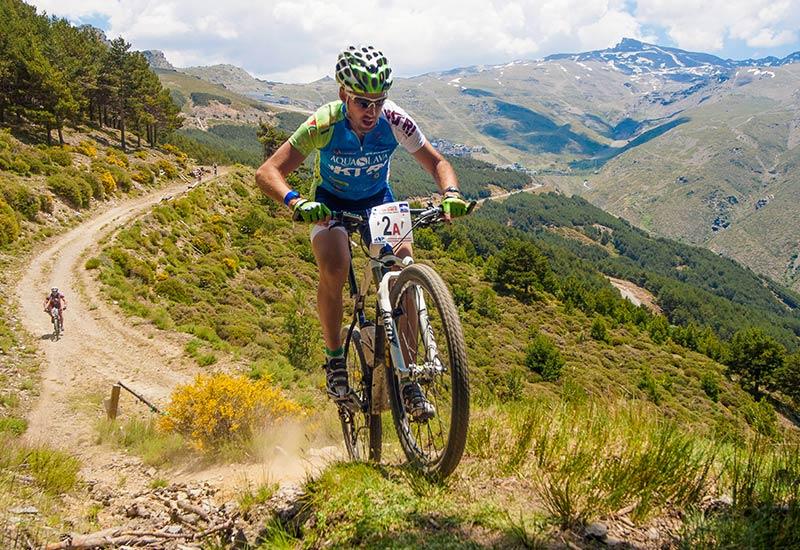 Bike Park Sierra Nevada: Circuito Fuente Alta