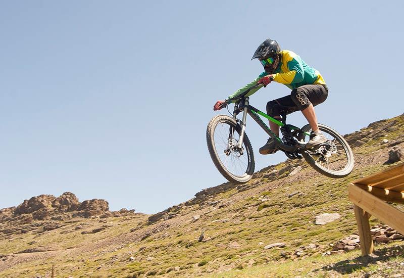 Bike Park Sierra Nevada - Circuito Maribel