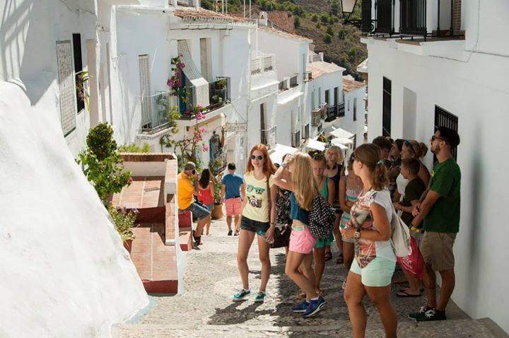 Cervantes Escuela Internacional - Site officiel de tourisme d'Andalousie