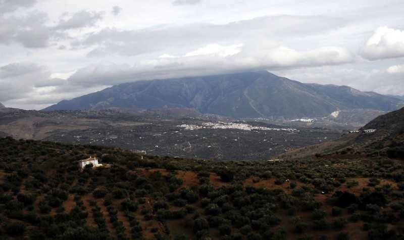 Gran Senda de Málaga - GR 249