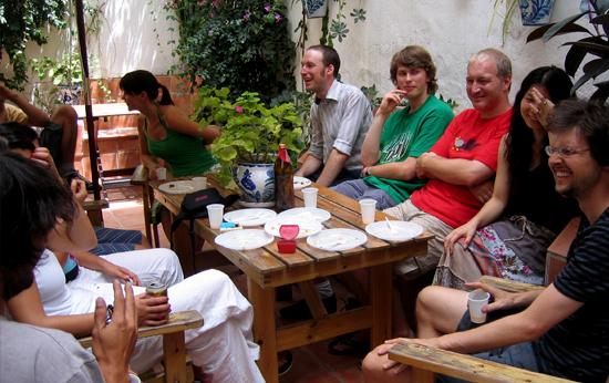 Español & Cocina en Granada, España