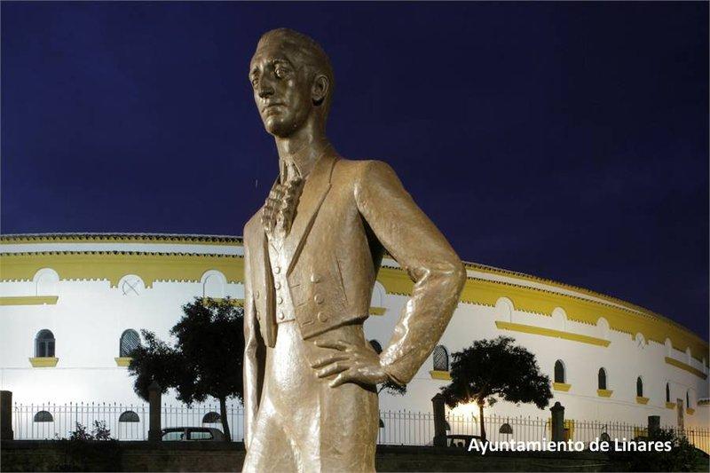Jardines de Santa Margarita - Monumento a Manolete