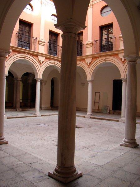 Palacio Episcopal de Málaga - ARS Málaga