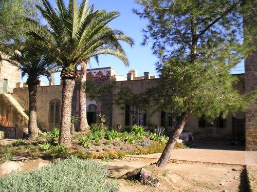 Jardines Castillo de Luna