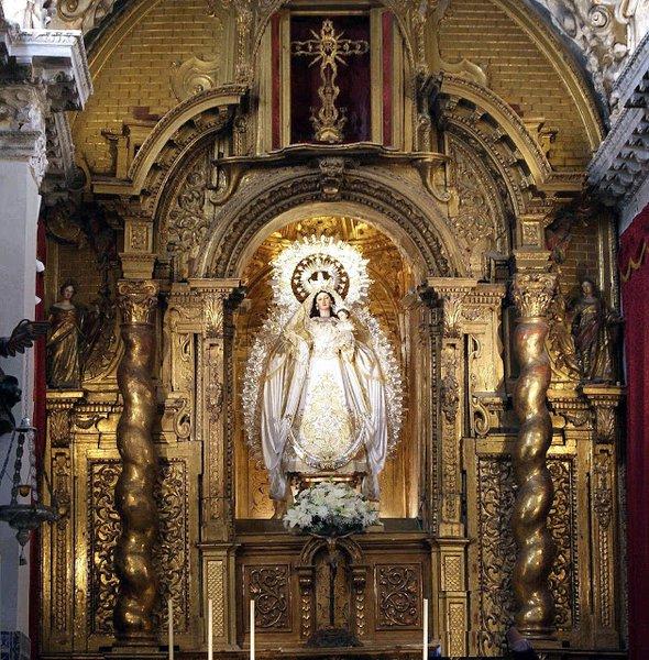 Iglesia Santa María de la Blanca