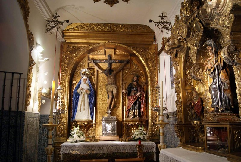 Iglesia Santa María La Blanca