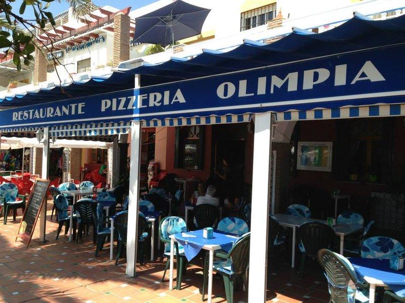 Pizzería Olimpia