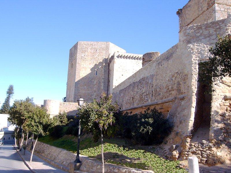 Sanlúcar de Barrameda - Castillo de Santiago