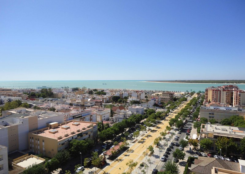 Sanlúcar de Barrameda - La Calzada