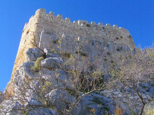 Albanchez de Mágina - Castillo