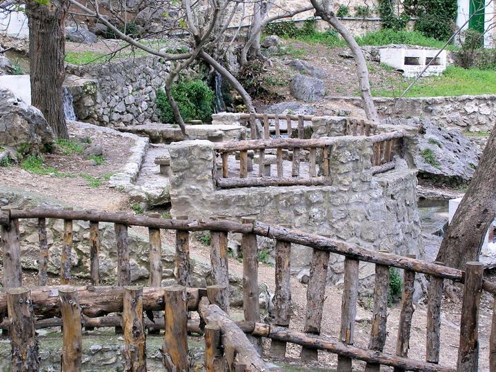 Albanchez de Mágina - Área Recreativa de Hútar