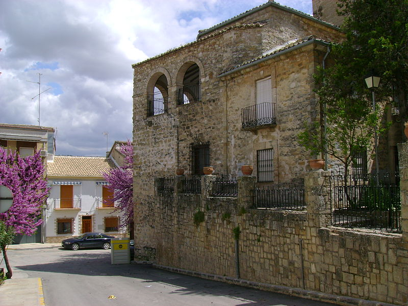 Villanueva del Arzobispo - Parroquia de San Andrés