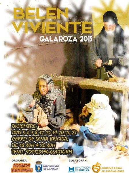 Belén Viviente Galaroza 2015
