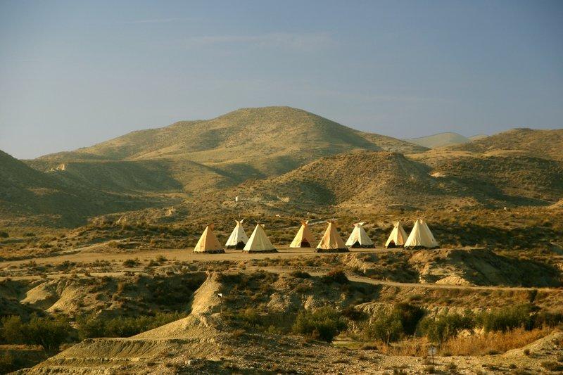 De Leone a Spielberg, ruta de las estrellas. Desierto de Tabernas, un desierto de película.