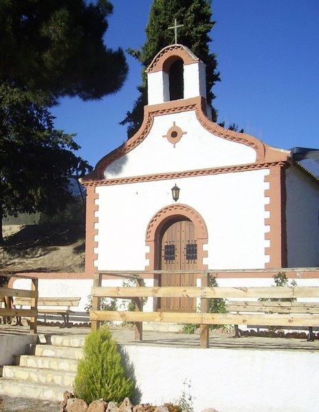 Arenas del Rey - Ermita de San Isidro Labrador