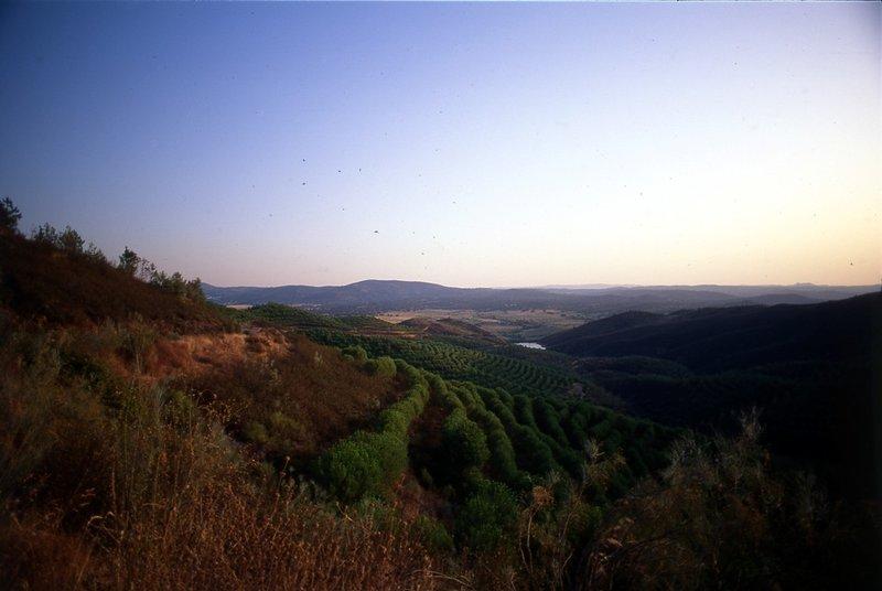 Sierra Pelada y Rivera del Aserrador