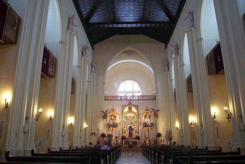Iglesia del Cristo de los Gitanos