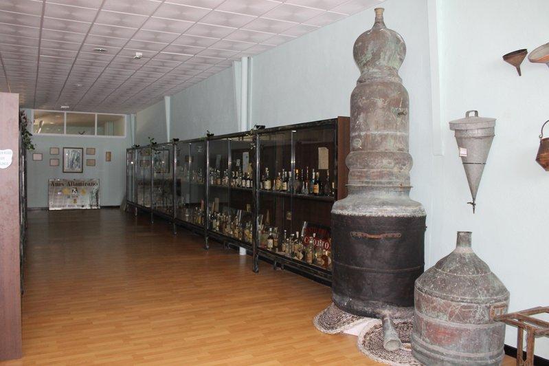 Museos del Aguardiente Anisado de Rute y España