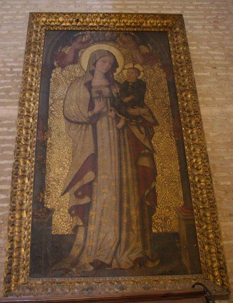 Real Parroquia de Señora Santa Ana - Vírgen de la Antigua (1501)