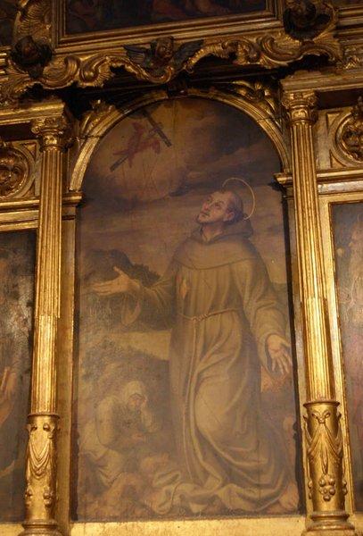 Real Parroquia de Señora Santa Ana - San Francisco de Asís