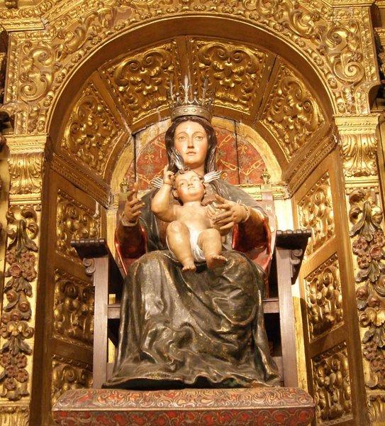 Real Parroquia de Señora Santa Ana - Nuestra Señora de la Victoria
