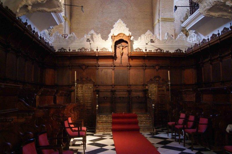 Real Parroquia de Señora Santa Ana - Coro