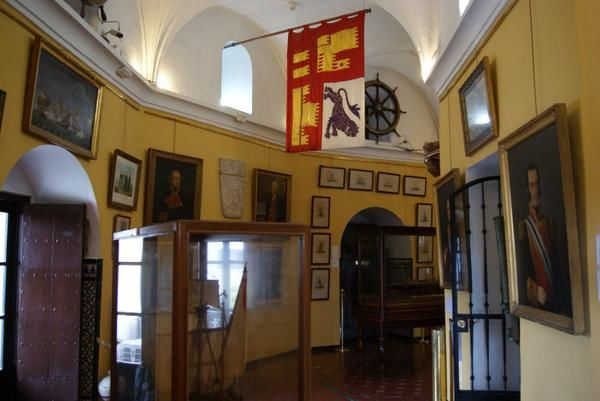 Torre del Oro - Museo Marítimo de Sevilla