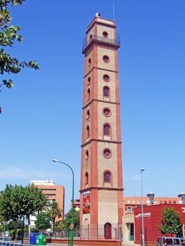 Torre de los Perdigones - Cámara Oscura