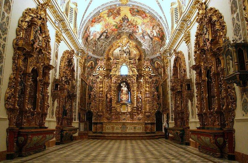 Palacio de San Telmo - Capilla