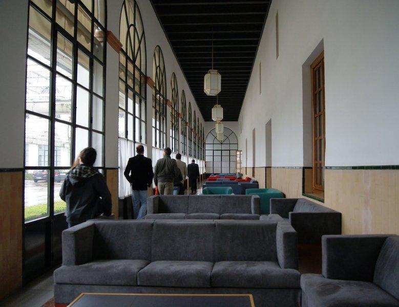 Hospital de las Cinco Llagas - Parlamento de Andalucía