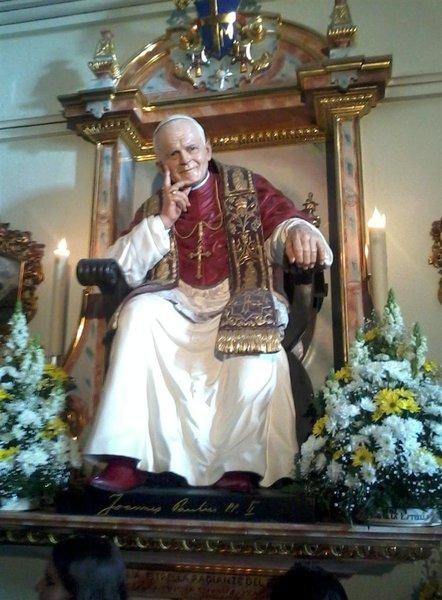 Capilla Virgen de la Estrella - Juan Pablo II