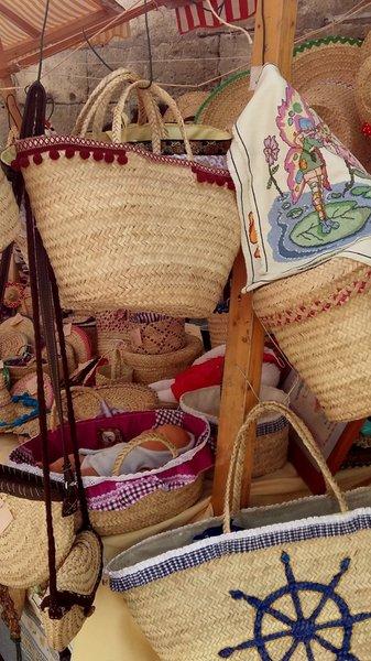 Álora, artesanía tradicional