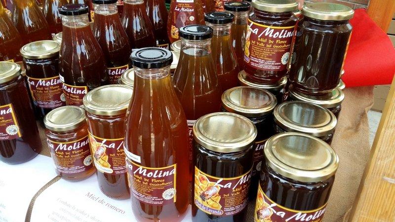 Álora, productos locales